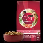 PurinaOne Dog Food for Sensitive Stomachs
