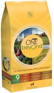 Recalled dry dog food