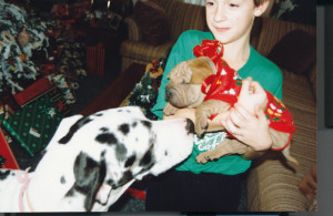 Ginny Loved Children, Cats and Other Dogs