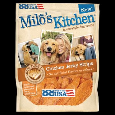 Milo\'s Kitchen Dog Treats now made in the U.S., but are they healthy?