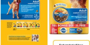 Recall of Pedigree Adult Complete Nutrition Dog Food